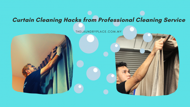 Curtain Cleaning Hacks from Professional Cleaning Service