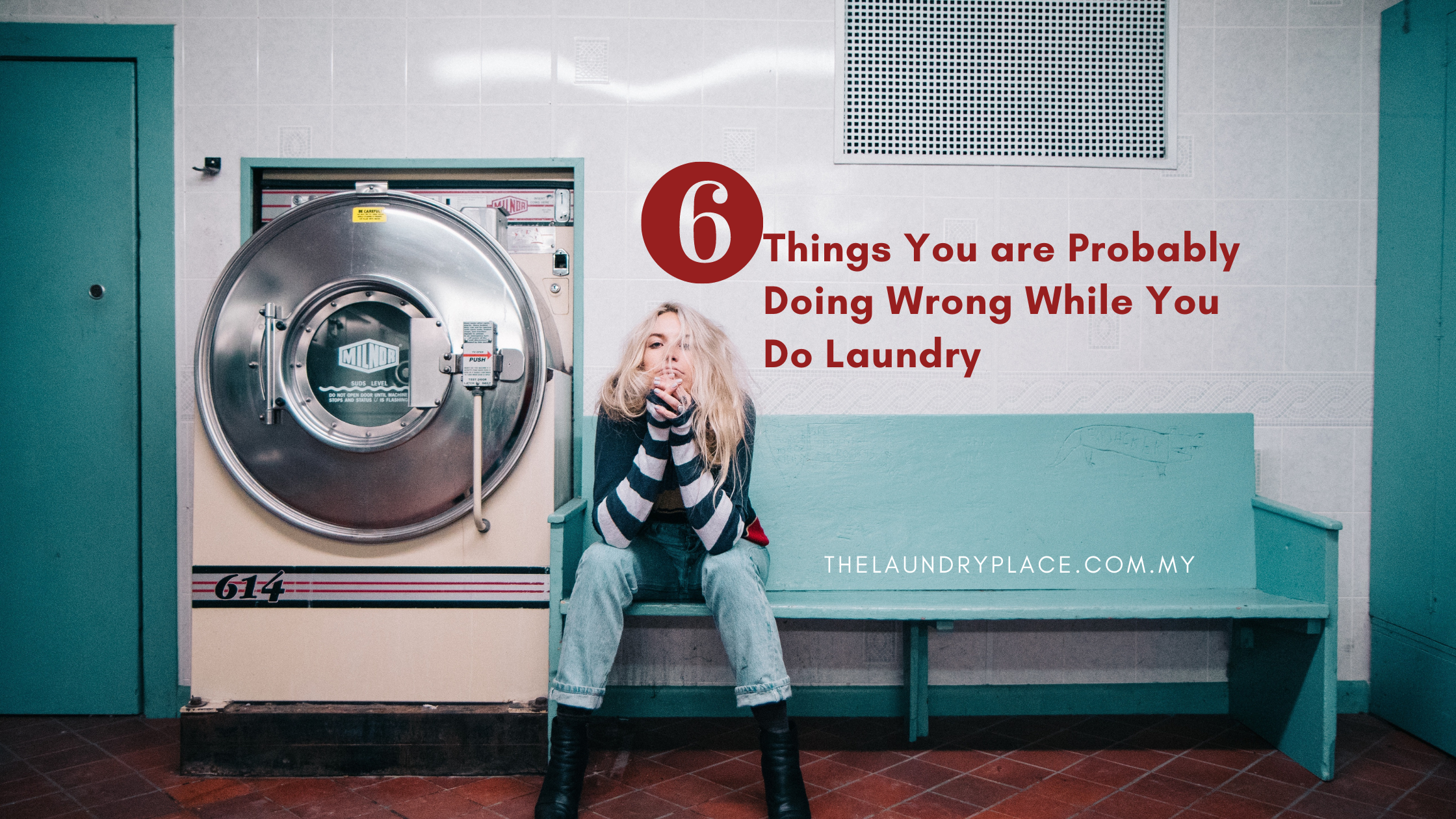6 Things You are Probably Doing Wrong While You Do Laundry